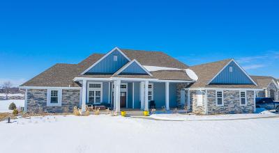 Oconomowoc Single Family Home For Sale: W347n6745 Shoreview Ct