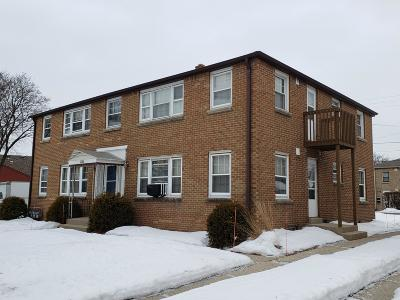 Milwaukee Multi Family Home Active Contingent With Offer: 3330 W Kinnickinnic River Pkwy