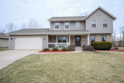 Oak Creek Single Family Home Active Contingent With Offer: 3670 E Elm Rd
