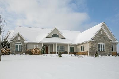Ozaukee County Single Family Home Active Contingent With Offer: 10451 Stoneset Cir