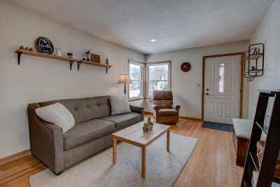 Milwaukee Single Family Home Active Contingent With Offer: 3409 S Griffin Ave