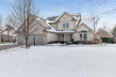 Pleasant Prairie Single Family Home Active Contingent With Offer: 1367 110th St