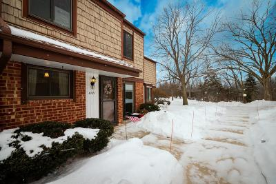 Condo/Townhouse Active Contingent With Offer: 4191 W College Ave