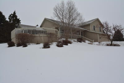 Waukesha Single Family Home Active Contingent With Offer: S26w29056 Jarmon Rd