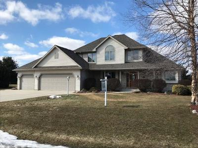 Sheboygan Single Family Home For Sale: 5103 Hidden Creek Dr