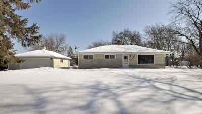 Menomonee Falls Single Family Home Active Contingent With Offer: W150n6258 Mineola Dr