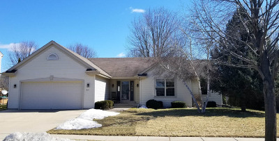 Watertown Single Family Home Active Contingent With Offer: 621 Bridlewood Ln