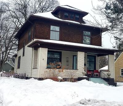 Sheboygan Single Family Home Active Contingent With Offer: 2115 N 8th St