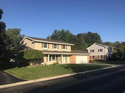 Mequon Single Family Home Active Contingent With Offer: 12548 N Jacqueline Ct
