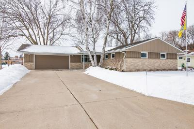 Oconomowoc Single Family Home Active Contingent With Offer: 445 Harvard St