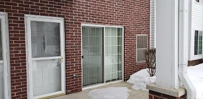 Kenosha Condo/Townhouse Active Contingent With Offer: 2750 11th Pl #509