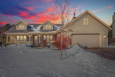 West Bend Single Family Home Active Contingent With Offer: 336 Quail Cir