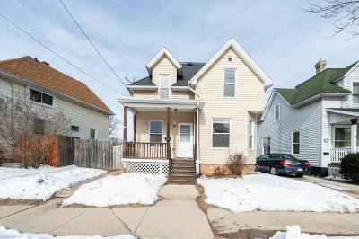 Racine Single Family Home Active Contingent With Offer: 2040 Carmel Ave