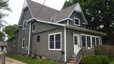 Delavan Single Family Home For Sale: 412 S Second St