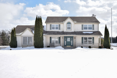 Waterford Single Family Home Active Contingent With Offer: 30939 River Bend Dr