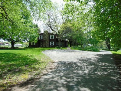 Dousman Single Family Home For Sale: S41w35755 County Road C