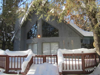 Single Family Home Active Contingent With Offer: N11815 Juneberry Ln