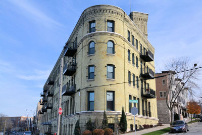 Milwaukee Condo/Townhouse For Sale: 1818 N Water St #505