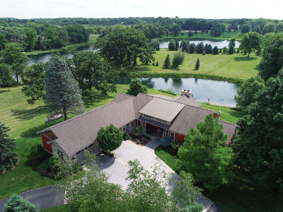 Elkhorn Single Family Home For Sale: N7242 Country Side Ln