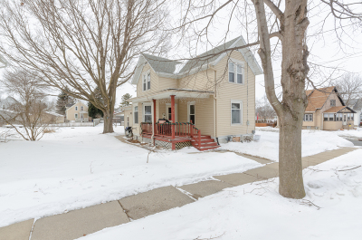 Watertown Single Family Home Active Contingent With Offer: 420 N Warren St