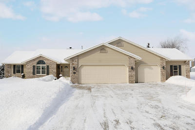 Sheboygan Single Family Home Active Contingent With Offer: N6822 Swallow Dr