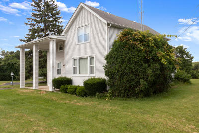 Pleasant Prairie Single Family Home For Sale: 11740 Sheridan Rd
