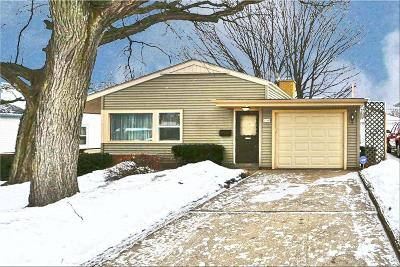 Racine Single Family Home Active Contingent With Offer: 1116 Oregon St