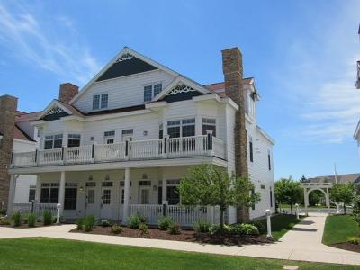 Sheboygan Condo/Townhouse Active Contingent With Offer: 423 Beachfront Ct #751