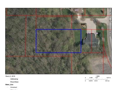 Trempealeau Residential Lots & Land For Sale: Lot 3 8th St