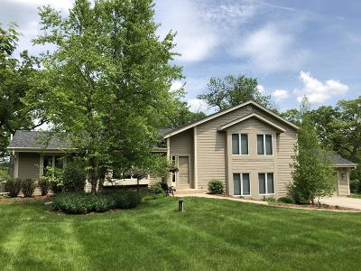 Oconomowoc Single Family Home Active Contingent With Offer: 34352 Valley Rd