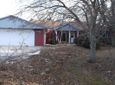 Sheboygan Single Family Home For Sale: 3915 S Business Dr