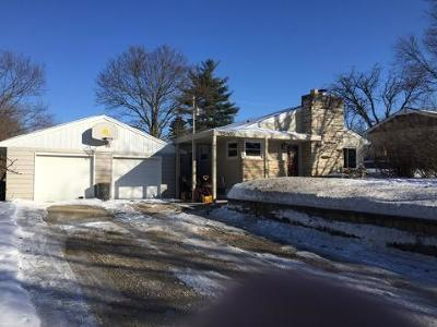 Waukesha Single Family Home Active Contingent With Offer: W228s1530 Antioch St