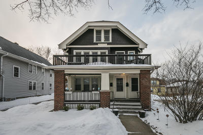 Wauwatosa Two Family Home Active Contingent With Offer: 541 N 62nd St #543