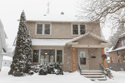 Sheboygan Single Family Home Active Contingent With Offer: 1111 Ashland Ave
