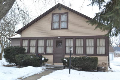 Hartland Single Family Home Active Contingent With Offer: 359 Prospect Ave