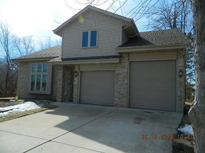 Mukwonago Single Family Home For Sale: S103w30080 Lakeside Dr