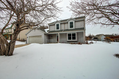 Mukwonago Single Family Home For Sale: 1213 Riverton Dr
