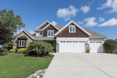 Sheboygan Falls Single Family Home Active Contingent With Offer: N6283 Kapur Dr