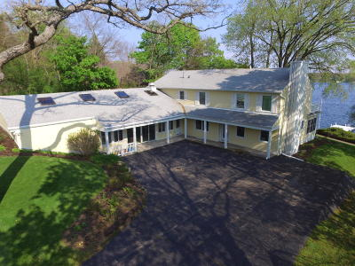 Delavan Single Family Home For Sale: 2328 North Shore Dr