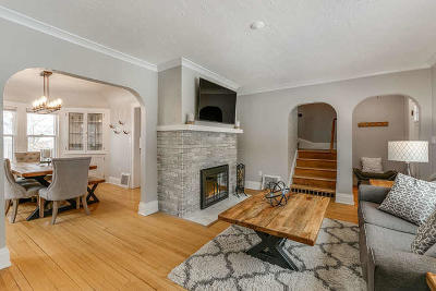 Single Family Home For Sale: 5951 N Kent Ave
