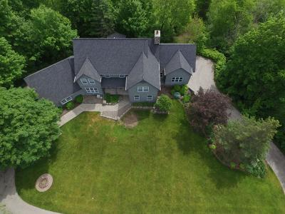 West Bend Single Family Home For Sale: 5470 S Church Rd