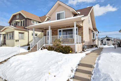 West Allis Two Family Home Active Contingent With Offer: 922 S 58th St