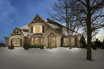 Mequon Single Family Home Active Contingent With Offer: 12880 N Cobblestone Ct