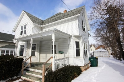 Hartford Single Family Home Active Contingent With Offer: 330 Branch St