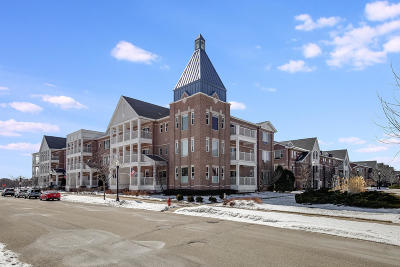Kenosha Condo/Townhouse Active Contingent With Offer: 5508 2nd Ave #2A