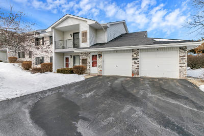 Kenosha Condo/Townhouse Active Contingent With Offer: 1416 30th Ave #1A