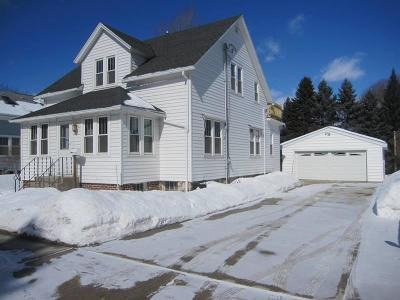 Plymouth Single Family Home Active Contingent With Offer: 436 Western Ave