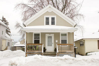 Sheboygan Single Family Home Active Contingent With Offer: 1401 Heermann Ct