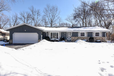 Single Family Home Active Contingent With Offer: 12055 W Diane Dr