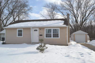 Waterford Single Family Home Active Contingent With Offer: 643 E Main St